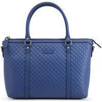 Taschen Damen Handtasche Gucci - 449656_bmj1g Blau