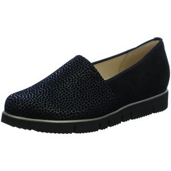 Schuhe Damen Slipper Hassia Slipper Pisa 301584-0100 schwarz