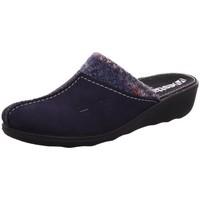 Schuhe Damen Hausschuhe Westland AVIGNON 308 blau