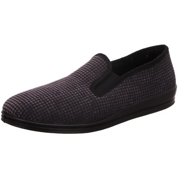 Schuhe Herren Hausschuhe Rohde -Hausschuh,graphit 2608/83 grau
