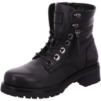 Schuhe Damen Boots Mustang Stiefeletten 8030502-9 schwarz