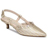 Schuhe Damen Pumps Fericelli JOLOIE Gold