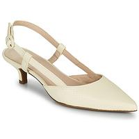 Schuhe Damen Pumps Fericelli JOLOIE Weiss