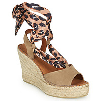Schuhe Damen Sandalen / Sandaletten Fericelli SERRAJE Braun