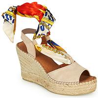 Schuhe Damen Sandalen / Sandaletten Fericelli SERRAJE Beige