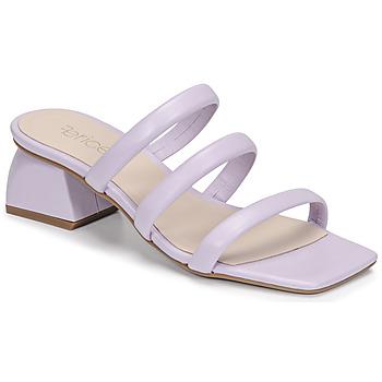 Schuhe Damen Pantoffel Fericelli TIBET Violett