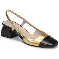 Schuhe Damen Pumps Fericelli TOUBET Gold / Schwarz