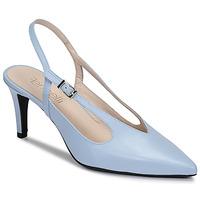 Schuhe Damen Pumps Fericelli TIBET Blau