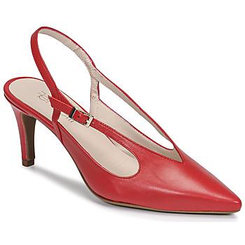 Schuhe Damen Pumps Fericelli TIBET Rot