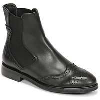Schuhe Damen Boots Fericelli CRISTAL Schwarz