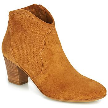 Schuhe Damen Low Boots Fericelli CROSTA Maulwurf