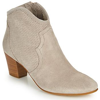 Schuhe Damen Low Boots Fericelli CROSTA Camel