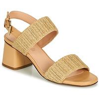 Schuhe Damen Sandalen / Sandaletten Fericelli MARRAK Beige
