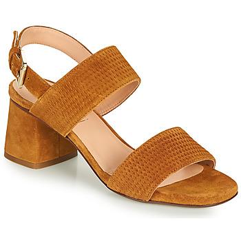 Schuhe Damen Sandalen / Sandaletten Fericelli MARRAK Camel