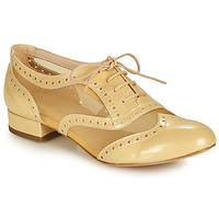 Schuhe Damen Richelieu Fericelli ABIAJE Gelb
