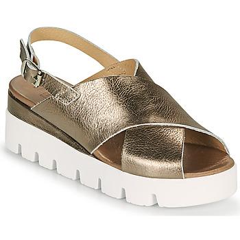 Schuhe Damen Sandalen / Sandaletten Sweet Lemon SPETO Beige