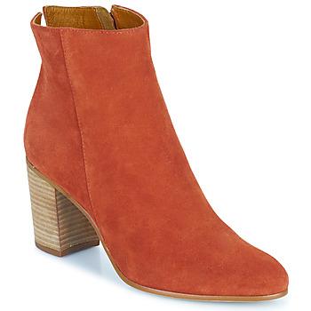 Schuhe Damen Low Boots Sweet Lemon BRUMA Braun