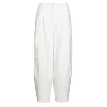 Kleidung Damen 5-Pocket-Hosen Levi's CRISP TWILL TOFU Beige