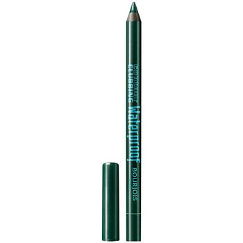 Beauty Damen Kajalstift Bourjois Contour Clubbing Waterproof Eyeliner 70-green Comes True 1,2 g
