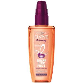 Beauty Damen Shampoo L'oréal Elvive Dream Long Serum Stot Frizz  100 ml