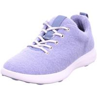 Schuhe Damen Derby-Schuhe & Richelieu Haflinger - 950001-78 blau