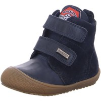 Schuhe Jungen Schneestiefel Naturino Klettstiefel LANA 2501859 01 0H02 blau