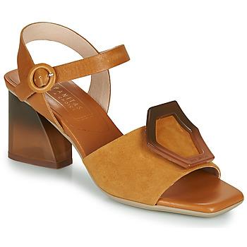 Schuhe Damen Sandalen / Sandaletten Hispanitas SANDY Braun