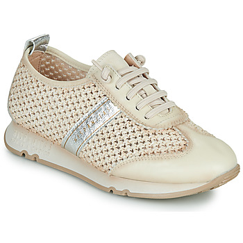 Schuhe Damen Sneaker Low Hispanitas KAIRA Beige