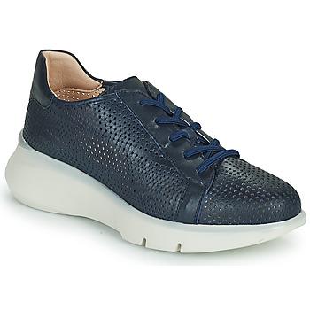 Schuhe Damen Sneaker Low Hispanitas TELMA Blau