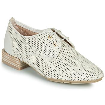 Schuhe Damen Derby-Schuhe Hispanitas ELY Beige