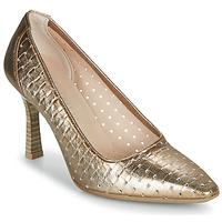 Schuhe Damen Pumps Hispanitas FRIDA-7 Gold