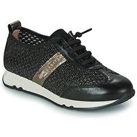 Schuhe Damen Sneaker Low Hispanitas KAIRA Schwarz