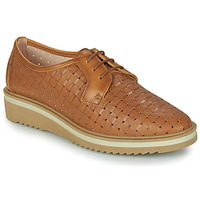 Schuhe Damen Derby-Schuhe Hispanitas NICOLE Braun