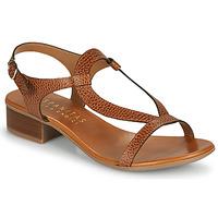 Schuhe Damen Sandalen / Sandaletten Hispanitas LOLA Braun
