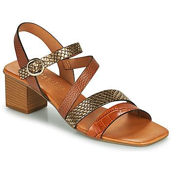 Schuhe Damen Sandalen / Sandaletten Hispanitas OLGA Braun / Bronze