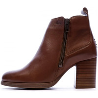 Schuhe Damen Low Boots TBS ROSALIA-B7155 Braun