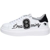 Schuhe Damen Sneaker Low Gio + P08 WEISS