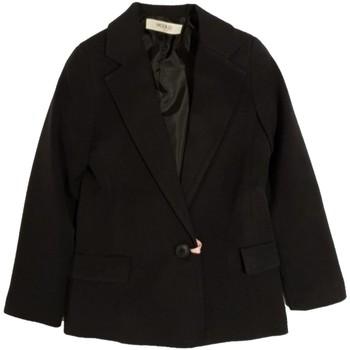 Kleidung Jungen Jacken / Blazers Vicolo 3141J0506 Jacke Kind SCHWARZ SCHWARZ