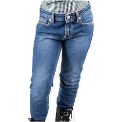 Kleidung Mädchen Slim Fit Jeans Vicolo 3141D0437 Jeans Kind JEANS JEANS