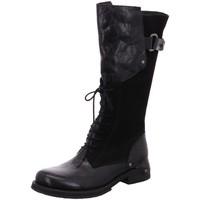 Schuhe Damen Klassische Stiefel Lazamani Stiefel 74433 black schwarz