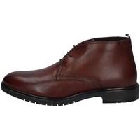 Schuhe Herren Boots Valleverde 47856 BRAUN