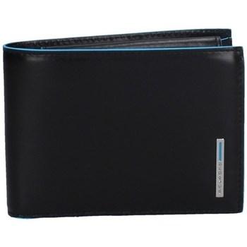 Taschen Portemonnaie Piquadro PU257B2R SCHWARZ