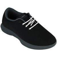 Schuhe Herren Sneaker Low Muroexe Materia easy black Schwarz