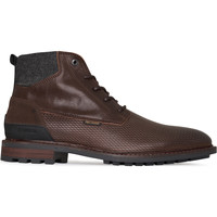 Schuhe Damen Boots Pme Legend Huffster Dark Brown Braun