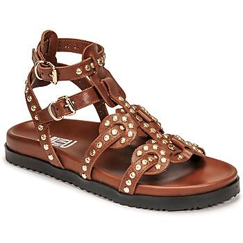 Schuhe Damen Sandalen / Sandaletten Mimmu VITELLO-CUOIO Braun