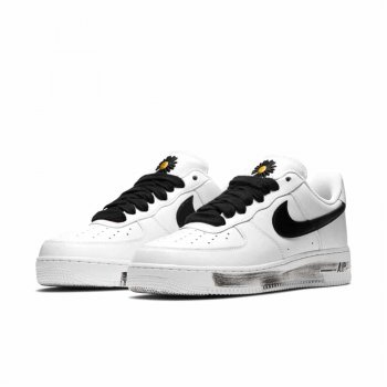 Schuhe Sneaker Low Nike Air Force 1 Low Parra-Noise White/Black-White