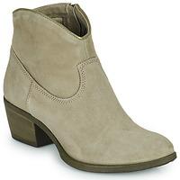 Schuhe Damen Low Boots Mjus DAL COLOR Beige