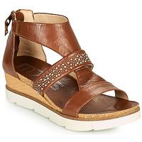 Schuhe Damen Sandalen / Sandaletten Mjus TAPASITA Camel