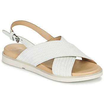 Schuhe Damen Sandalen / Sandaletten Mjus KETTA Weiss