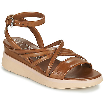 Schuhe Damen Sandalen / Sandaletten Mjus PLATITUAN Camel
